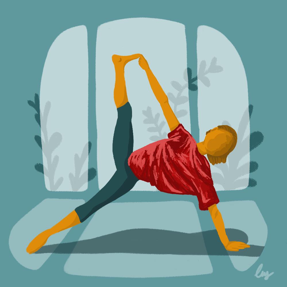 turnen-yoga